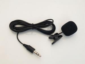 Микрофон с клипсой